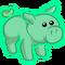 Glowy Pig-icon
