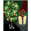 Holiday Lantern Tree-icon