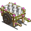 Milk Jug Cart-icon