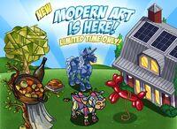 Modern Art Event (2013) Loading Screen