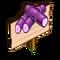 Purple Sugar Cane Mastery Sign-icon