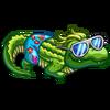 Water Hole Crocodile-icon