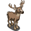 White-tailed Buck-icon
