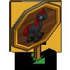 Black Cherry Pony Foal Mastery Sign-icon