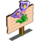 Lavender Lily Mastery Sign-icon