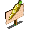 Quartz Carrot Mastery Sign-icon