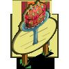 Birthday Cake Stand Tree Mastery Sign-icon