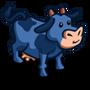 Blue Cow-icon