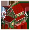 Candycane House-icon