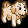 Cream Terrier Puppy-icon