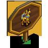 Egyptian Pegacorn Foal Mastery Sign-icon