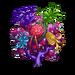 Fancy Hat Tree-icon