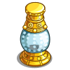 Glass and Gold Vase-icon