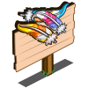 Jungle Feathers Mastery Sign-icon