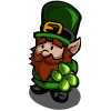 Leprechaun Gnome-icon