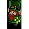 Leprechaun Gnome-icon