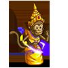 Thai Dancer Monkey-icon