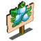 Bitty Blue Tomatoes Mastery Sign-icon