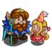 Dress Up Gnome-icon