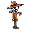 Skele-scarecrow-icon