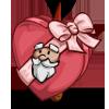 Valentine Gnome-icon