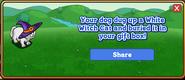 White Witch Cat Dogtreat Reward