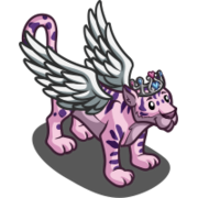 Winged Spotted Lioness-icon