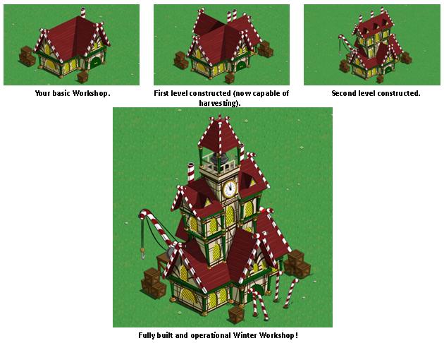 Winter Workshop-farm