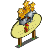 Award Tree Mastery Sign-icon