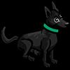 Black Shepherd-icon