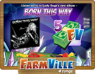 Born This Way Loading Screen + Free 5 Farm Cash