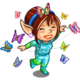 Butterfly Babe-icon