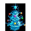 Frozen Splash Tree-icon