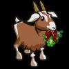 Mistletoe Goat-icon