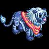 Snow Spot Lion-icon