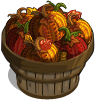 Cozy Pumpkin Bushel-icon