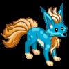Dark Tailed Fox-icon