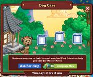 Dog Care Goal