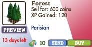Forest Market Info