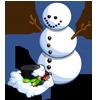 Magic Snowman 2-icon