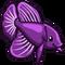Purple Betta Fish-icon
