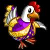 Purple Dancer Chicken-icon