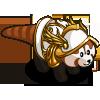 Royal Red Panda Guard-icon