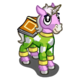Storybook Unicorn Child-icon