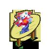 Teddy Bear Tree 2 Mastery Sign-icon