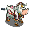 Desi Bride Cow-icon