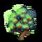 Fire Green Apple Tree-icon