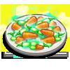 Glazed Snow Peas-icon
