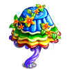 Hippie Jelly Tree-icon