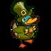 Leprechaun Duck-icon